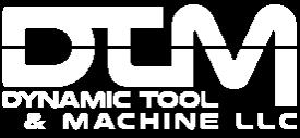 Dynamic Tool and Machine Logo